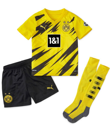 "Puma - Kinder Fußballtrikot ""Borussia Dortmund"""