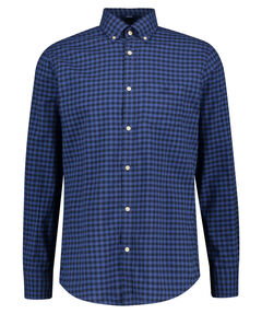"Herren Freizeithemd ""Winter Buffalo Check"" Regular Fit Langarm"