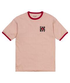 "Damen T-Shirt ""Ringer Heart"""