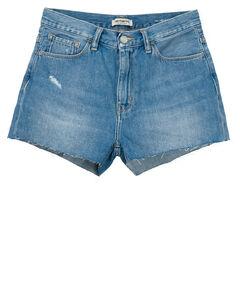 """Damen Jeansshorts """"Pitt Short"""" Relaxed Fit"""