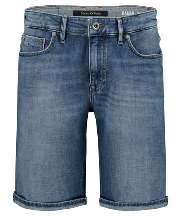 Marc O'Polo - Herren Jeansshorts Regular Fit