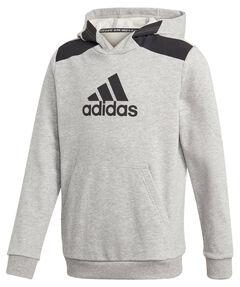 "Jungen Sweatshirt mit Kapuze ""Logo Hoodie"""