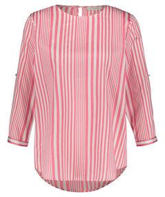 Damen Bluse 3/4-Arm Loose Fit