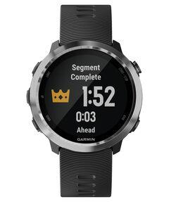 """GPS-Laufuhr mit Musik """"Forerunner 645 Music"""" schwarzes Armband"""