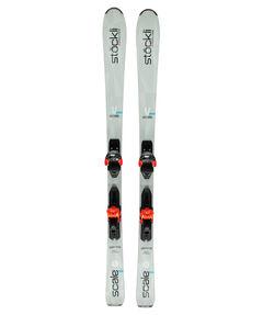 "Herren Skier ""Scale Gamma"" inkl. Bindung ""Warden 13"""