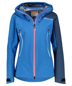 "Damen Trekkingjacke ""Westalpen 3L Light Jacket W"""