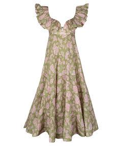 "Damen Kleid ""The Lovestruck Pleated Gown"""