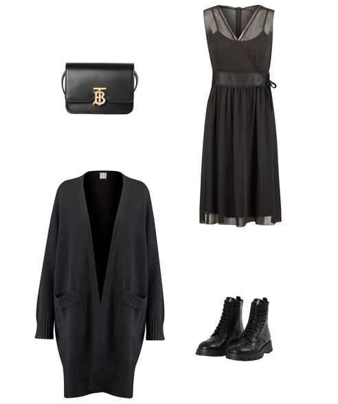 Outfit - Dress It Down