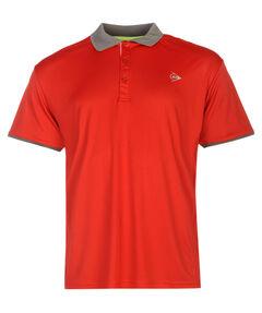 "Herren Tennis Poloshirt ""Clubline Polo"""