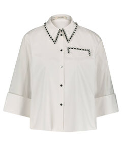 "Damen Bluse ""Poplin Power Blouse"" 3/4-Arm"