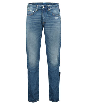Off-White - Herren Jeans Slim Fit