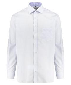 Herren Business-Hemd Modern Fit Langarm