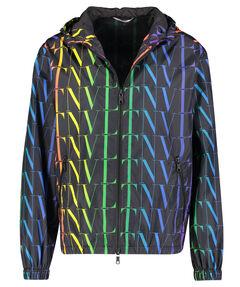 "Herren Windjacke ""Allover Rainbow VLTN Logo Windbreaker"""