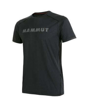 """Mammut - Herren Funktionsshirt """"Splide Logo"""" Kurzarm"""