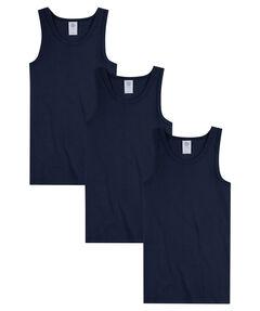 Jungen Unterhemden 3er-Pack
