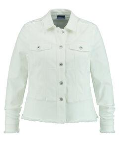 Damen Jeansjacke Plus Size