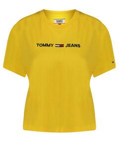 """Damen T-Shirt """"Modern Linear Logo Tee"""""""