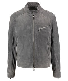 Herren Lederjacke T-Nolven Tailored Fit