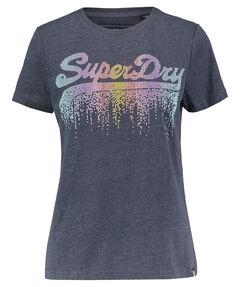 """Damen T-Shirt """"Vintage Logo Cascade Entry Tee"""""""