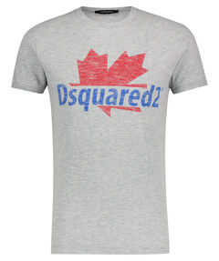 "Herren T-Shirt ""Logo Maple Leaf"""