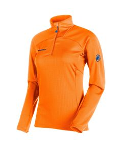 "Damen Longsleeve mit Reissverschluss ""Moench Advanced"""