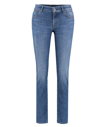 "Marc O'Polo - Damen Jeans ""Alby"" Slim Fit Mid Waist"