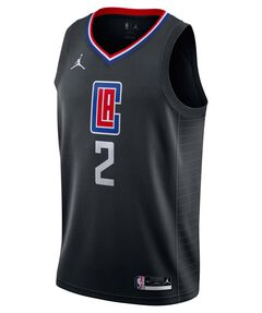 "Herren Basketballtrikot ""Kawhi Leonard Clippers Statement Edition 2020"""