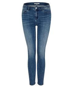 Damen Jeans Slim Fit verkürzt