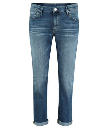 "True Religion - Damen Jeans ""New Boyfriend"" verkürzt"