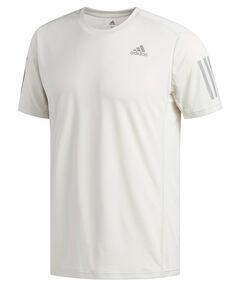 "Herren Laufshirt ""Adidas Own The Run Tee"" Kurzarm"