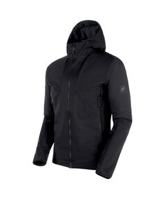 "Herren Isolations-Jacke ""Rime Light Flex"" mit Kapuze"
