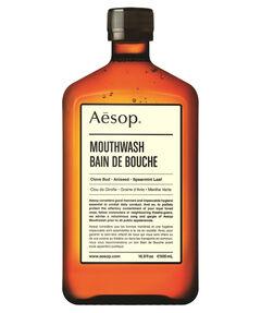"""entspr. 38 Euro / 1 Liter - Inhalt: 500 ml Mundspülung """"Mouthwash"""""""