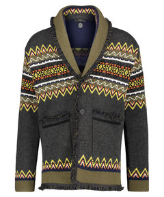 "Herren Strickjacke ""Native Fair"""