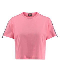 Damen T-Shirt Cropped