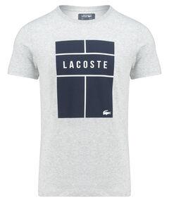 Herren Tennis-Shirt Kurzarm