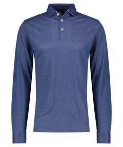 Herren Polo-Shirt Langarm