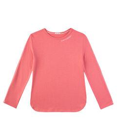 Mädchen Unterhemd Langarm