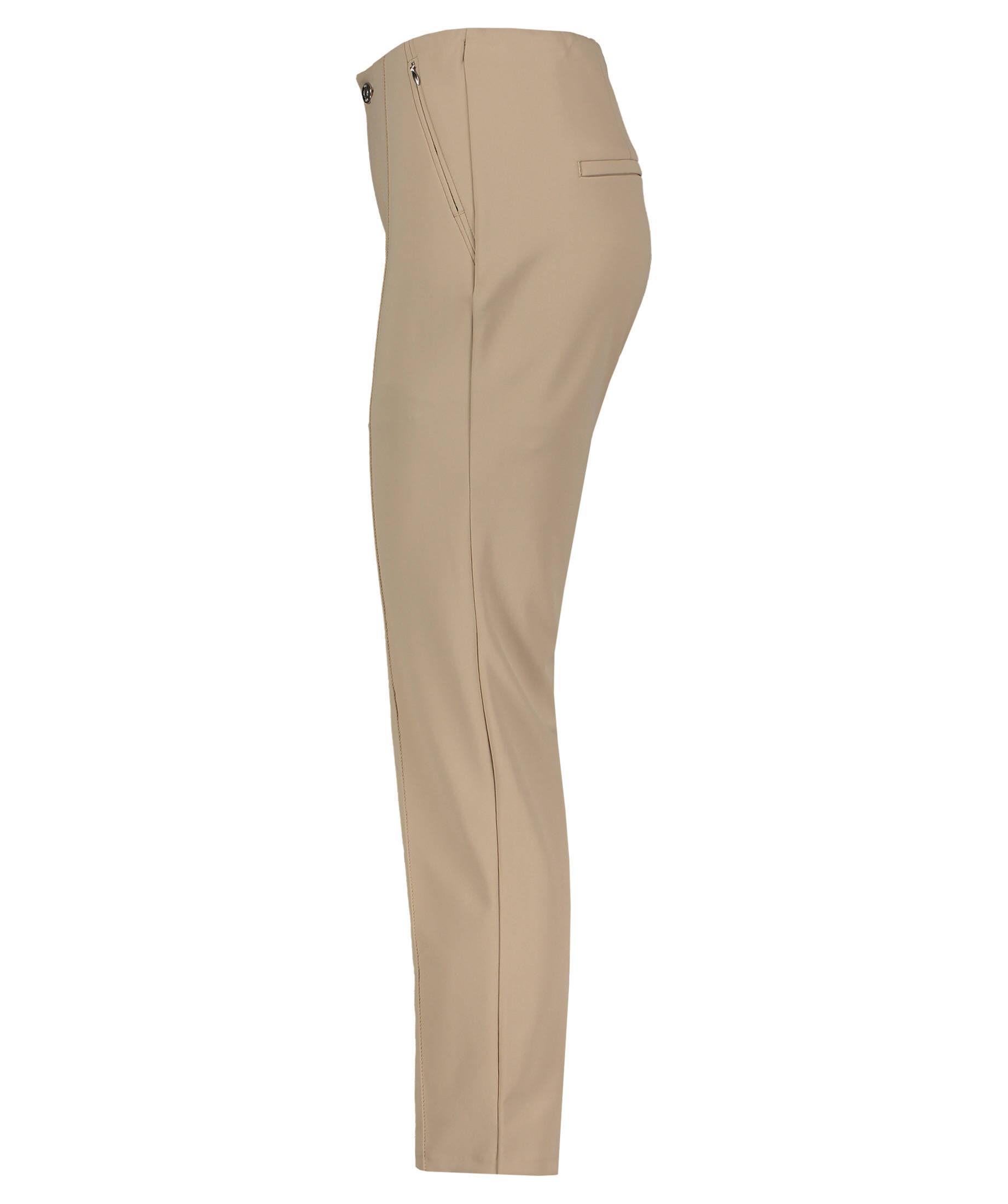 MAC Anna New Zip Slim Fit Stretch Schlupfhose Femmes 90 198