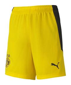 "Kinder Fußballhose ""Replicas - Shorts - National BVB Dortmund Short Home 2020/2021 Kids"""