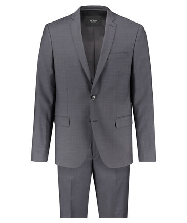 "s.Oliver Black Label - Herren Anzug ""Padua"" Regular Fit"