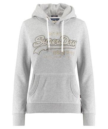 """Superdry - Damen Sweatshirt """"Vintage Logo EMB Outline Entry Hood"""""""