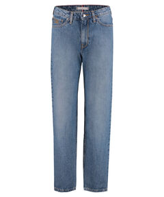 Damen Jeans Straight Fit verkürzt