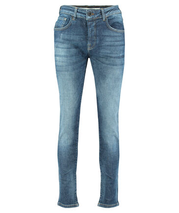 "Goldgarn Denim - Herren Jeans ""U2 605"" Slim Fit"