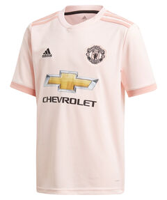 "Kinder Trikot ""Manchester United Away"" Saison 2018/19"