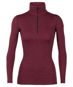 "Damen Funktionsunterhemd ""250 Vertex LS Half Zip Mountain"""
