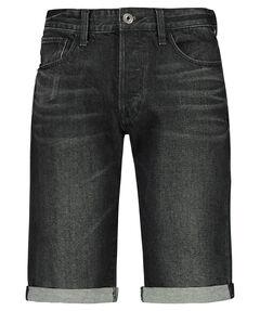 Herren Jeansbermudas
