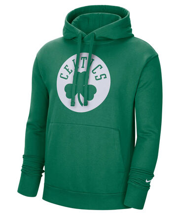 "Nike - Herren Sweatshirt ""NBA Boston Celtics"" mit Kapuze"