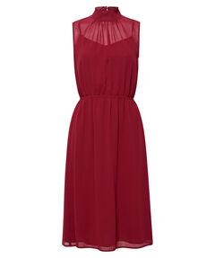 Damen Chiffon-Kleid