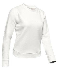 "Damen Sweatshirt ""Recovery Fleece Script"""
