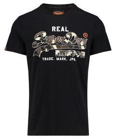"""Herren T-Shirt """"Vintage Logo Camo"""""""